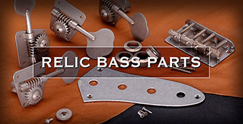 RELIC BASS PARTS
